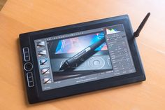 Pen enabled tablets are very popular these days, but what if you really need the best tool for creativity? Find out how the Wacom MobileStudio Pro handles all of your creative needs. Pens, Creativity, Animation, Popular, Studio, Design, Popular Pins, Animation Movies, Anime