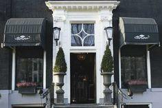 Welkom bij The Toren - Een boutique en design hotel in het centrum van Amsterdam