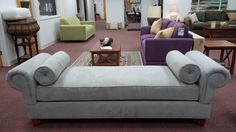 Simplicity Sofas  NEW Bench Seat  Available in Full, Mid, Apt & Loveseat Sizes and 5 arm styles with cushion tie downs!