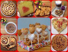Hier ein paar Ideen für etwas Gebackenes zum Valentinstag. Da ist bestimmt für jeden etwas dabei:  Käsekuchen mit Herz Nuss-Nougat-Herzen Herzige Kirschtarte Hefe-Nuss-Herzen Rührkuch...