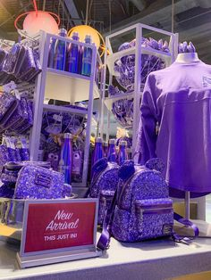 New Reasons To Celebrate Purple with the Disney Parks in 2019 Disney Mickey Ears, Cute Disney, Disney Shirts, Disney Style, Disney World Merchandise, Disney World Souvenirs, Disney Land, Disney Parks, Disney Bound Outfits