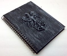 Dollar Store Crafts » Blog Archive » Tutorial: Custom 3D Notebook