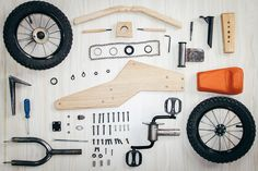 A Bike for Hipster Kids! | Yanko Design