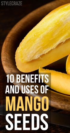 You would have hogged over those delicious mangoes many a time, but how many times did you think of the much ignored mango seed?