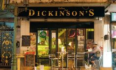Dickinson's Culture Cafe