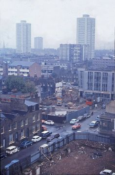 vintage everyday: London of 1973 and 1974 in Color