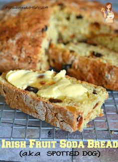 IRISH FRUIT SODA BREAD, You are in the right place about Easy Recipes pasta Here we offer you the most beautiful pictures about the Easy Recipes for 1 you are looking for. When you examine the IRISH FRUIT SODA BREAD, part of the picture you can get … Pork Chop Recipes, Bread Recipes, Cake Recipes, Vegan Recipes, Dessert Recipes, Cooking Recipes, Baking Soda Bread Recipe, Irish Soda Bread Recipe, St. Patrick's Day