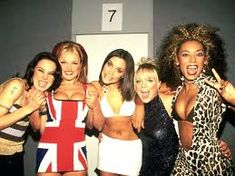 Image result for images of spice girls