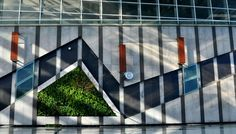 OGRODY NA DACHU – Harmony Office Centre Inwestor:HOC Sp. z o. o. Projekt:2001-2003 Realizacja:2006-2007 Autorzy:architektura: Grupa 5 Architekci architektura krajobrazu …