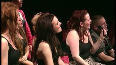 This was filmed at Preston College Fashion Show, the song was performed by Preston College Musical theater students back in December 2011. filmed by the btec creative media students.