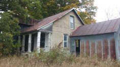 Michigan farmhouse