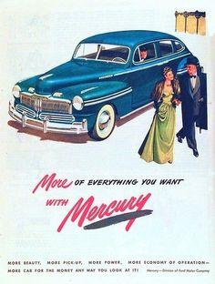 1947 Mercury.