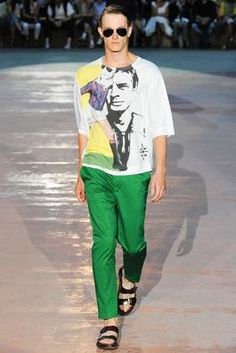 Antonio Marras Spring 2015 Menswear Fashion Show: Complete Collection - Style.com