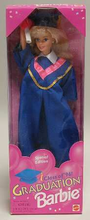 Graduation Barbie