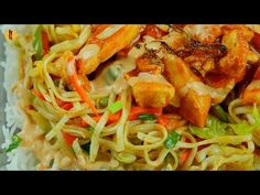 Quick and Easy Singaporean Rice Recipe (Urdu and English) Learn how to make it by Food Fusion - YouTube