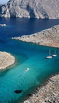 Symi Island, Greece: