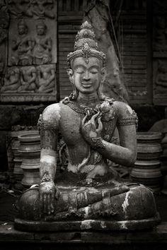 Terracotta Buddha