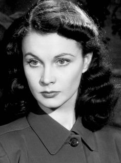 Vivien Leigh | Actress | Laurence Olivier | Gone With The Wind | A Steercar Named Desire | Scarlett O'Hara