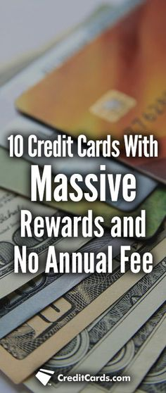 Looking for a rewarding credit card but refuse to pay an annual fee? Look no further than CreditCards.com, which has all the info you need on today's top credit cards that don't charge an annual fee.