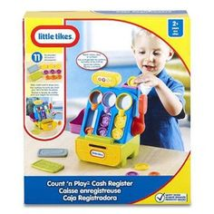 Amazon.com: Little Tikes Count 'n Play Cash Register: Toys & Games