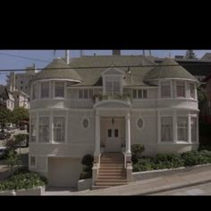 The house from Mrs. Doubtfire!