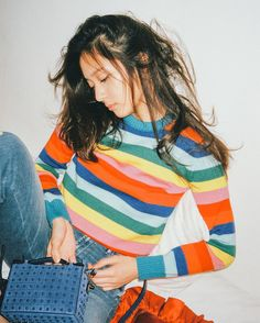 Luxury brand 'Tod's' share chic photos of their first Asian model Krystal http://www.allkpop.com/article/2017/02/luxury-brand-tods-share-chic-photos-of-their-first-asian-model-krystal