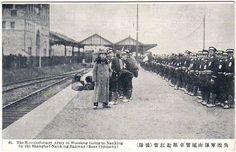 革命军开赴南京 Revolution 1911