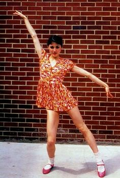 vintage everyday: Rare and Beautiful Photos of a Young Madonna at the University of Michigan in 1976