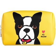 The Marc Tetro Large Cosmetic Case Adds Some Doggy Delight To Your On Go Fashion With Adorable Westie Designs Along Whole