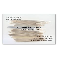 Accounting Servies Business Card
