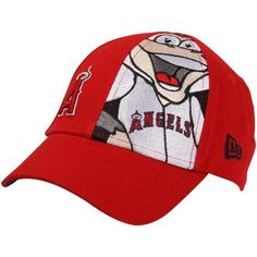 fa53f363856 Anaheim Angels Hats   New Era Los Angeles Angels Of Anaheim Toddler Rally  Monkey Big Mascot Hat - Red by New Era.  17.95. New Era Los Angeles Angels  of ...