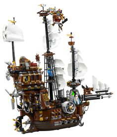 Lego has stood the test of time, each year they come out with better sets. Some sets fade away, and some are nostalgic; here are the best-selling LEGO sets. Lego Film, Lego Movie, Lego Ecto 1, Steampunk Lego, Lego Boat, Bateau Pirate, Sea Cow, Lego Ship, Lego System