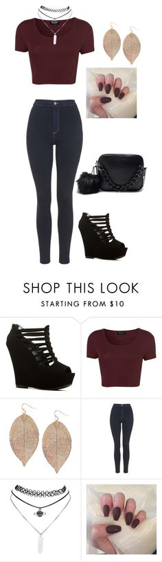 """at  the office"" by sweetswagger ❤ liked on Polyvore featuring Topshop, Humble Chic, Wet Seal, women's clothing, women, female, woman, misses and juniors"