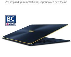 2017!!!: ASUS ZenBook 3 12.5 Ultraportable Laptop