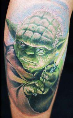 Realism Movies Tattoo by Chris Jones - http://worldtattoosgallery.com/realism-movies-tattoo-by-chris-jones-21/