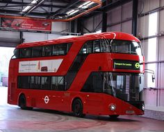 New London bus (side)