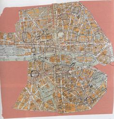 C'était à Paris, une ville qui était alors si belle que bien des gens ont préféré y être pauvres, plutôt que riches n'importe où ailleurs. (...) Guy E. Debord