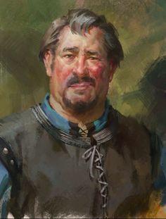 Toblen Stonehill  Phandalin innkeeper
