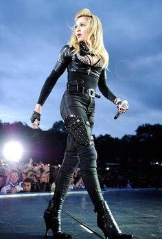 Madonna / MDMA Tour / 2012,  what a cutie!!! loving it! -;-
