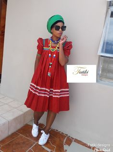 Sotho Traditional Dresses, Pedi Traditional Attire, South African Traditional Dresses, Traditional Fashion, Traditional Outfits, Traditional Wedding, Best African Dresses, Latest African Fashion Dresses, African Attire