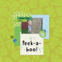 Quick Pages Kit 27 #4 by Marisa Lerin   Font - DK Butterfly Ball