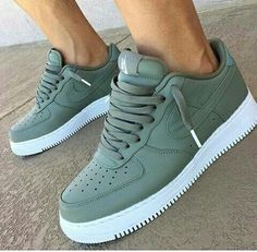 quality design 446cf cdee9 Shoes Nike Air Force 1 Outfit, Nike Shoes Air Force, Nike Air Force Grey