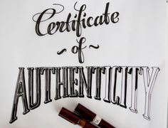 hand drawn typography by Stefanie Koerner, via Behance