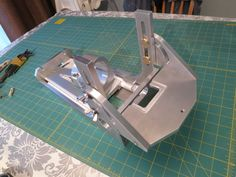 Portable Slot Mortising Machine (Domino Style)