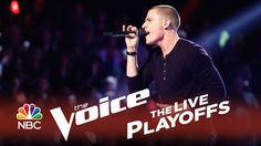 "The Voice 2014 Live Playoffs - Chris Jamison: ""Don't"""