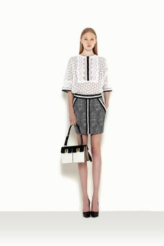 Andrew Gn Resort 2014 Collection Slideshow on Style.com