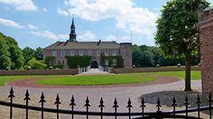 Traumhaft schön, Schloss Lütetsburg mit seinem Schlosspark.