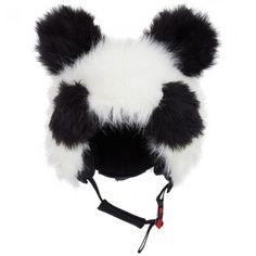 Snow Panda Ski Helmet Cover