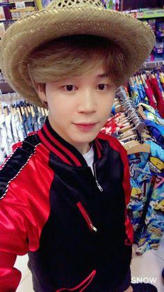 BTS | Park Jimin ❤ 오늘은 여기까지✌️️ #JIMIN #본보야지 #EP1