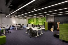 20 Best Unique And Cozy Software Company S Office Design In Toronto Images Office Design Office Space Design Design